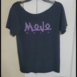 Mojo's New Orleans tee